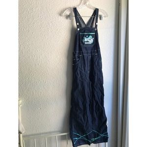 Other - VINTAGE SCOOBY DOO OVERALLS